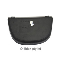VY Holden Commodore Console storage rubber mat Black 92084507 M NOS