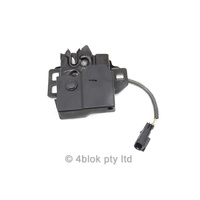 VE Bonnet Locking Catch Black 92187368