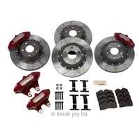 VT-VZ Harrop Monster Big Brake Upgrade Kit