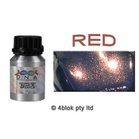 Airbrush sparkle premixed pearls 125ml red