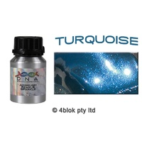 Airbrush sparkle premixed pearls 125ml turquoise