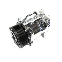 Right Hand LS1 Conversion Air Compressor