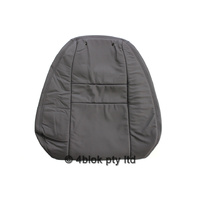Grey VZ Berlina Left Front Seat Backing Cover