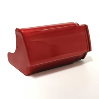 HBD VY VZ Wagon Right Side Skirt End Cap Shanghai Red 507G A08-020206 M NOS