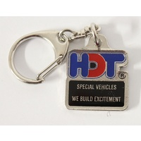 "HDT ""Revesby"" Key Ring We Build Excitement - 80012K6"