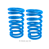 Lovells TS  4 Cyl Front Springs Pair