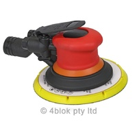 "Orbital Sander 6"" Random 0.25mm Orbit Air Powered Tool"