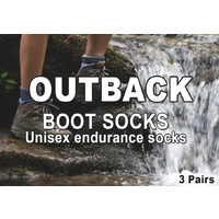 Stockpile Outback Boot Sock