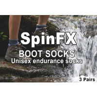 Stockpile SpinFX Boot Sock