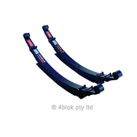 Toyota Hilux 1983 - 1997 LN65 LN67 LN106 LN111 Raised Height Leaf Springs