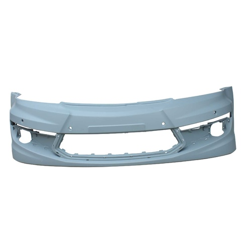 2004-2013 titan rear face bar silver brace w/sensor
