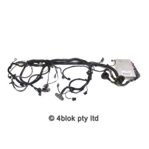 41304 40917 commodore vt vx supercharged l67 5 speed manual engine harness & ecu fiero l67 wiring harness at gsmx.co