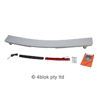 IRMSCHER 2000 Vectra Rear Boot Spoiler Wing kit Grey 02004892 M NOS