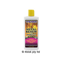 Metal renew for motorcycles 237ml