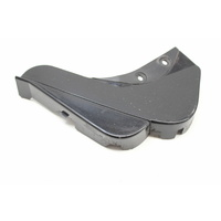 V2 Right Phantom Black Side Skirt End Cap
