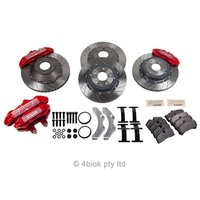 VT-VZ Harrop Ultimate Big Brake Upgrade Kit