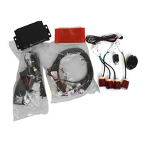 Holden Commodore VE WM Reverse Parking Sensor Kit - Red Passion