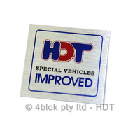 HDT Improved Alloy Tag Small - 40065C