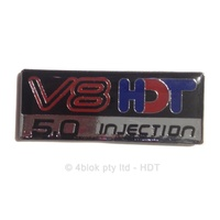 HDT VN - VS V8 EFI Badge - 60119V8