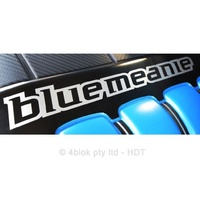 HDT Blue Meanie Decals - VE103