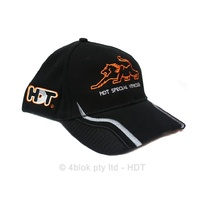 HDT Orange Lion Cap One Size Fits Most - HDTCC001