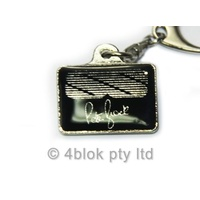 HDT VK SS Peter Brock Signature Key Ring - 80012K5