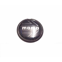 MOMO Horn Button Medallion Sport Steering Wheel NOS 4blok