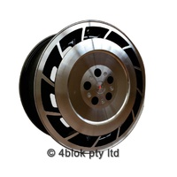 HDT Polished Aero Mag Wheel Right Side - VE038A-R