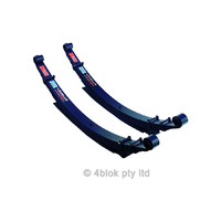 Toyota Hilux 1983 - 1988 RN50 Raised Heavy Duty Leaf Springs