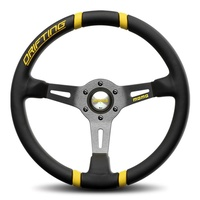 Drifting Yellow 350 Steering Wheel